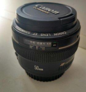 Canon EF 50 mm f/1,4