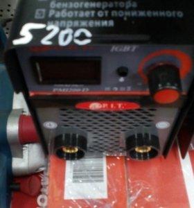 Сварочный аппарат pit 200-d