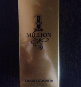 Туалетная вода мужская Paco Rabanne 1 Million