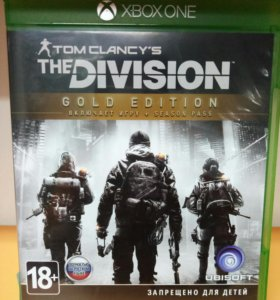 Tom Clansys The Division X-Box One