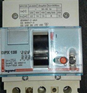 Автоматический выключатель Dpx 125