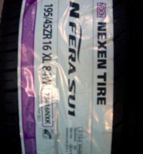 Шины Nexen 195/45R16