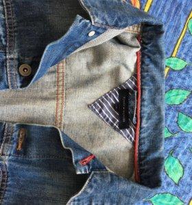 """Куртка джинсовая Tommy Hilfiger"""""""