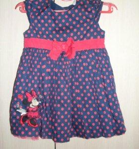 Платье Didney на девочку