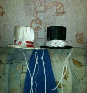 Аренда свадебных украшений.