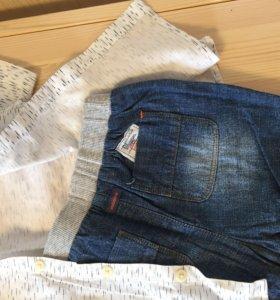Рубашка Zara + шорты