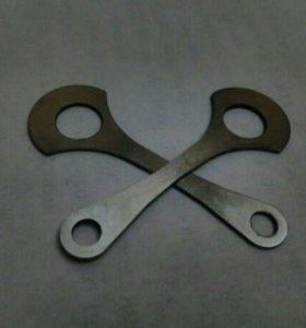 Ключ-брелок для телеги супермаркета