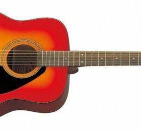 Акустическая гитара YAMAHA F310 санберст+чехол