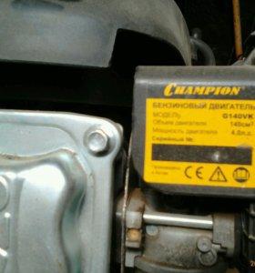 Мотокультиватор чампион g 140.