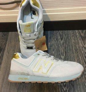 Новые Нью баланс кроссовки