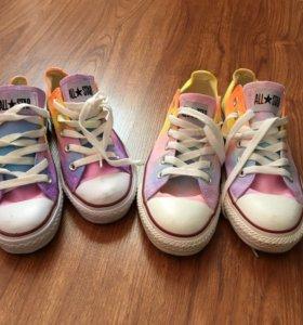 Кроссовки новые Converse
