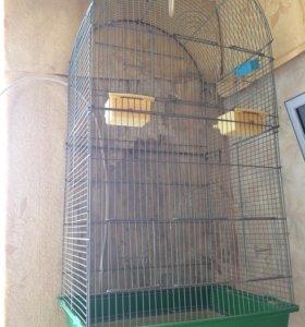 Клетка для попугаев (большая )