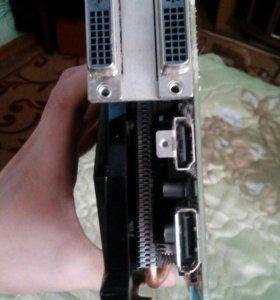 Видеокарта AMD Radeon r7 260x 1gb