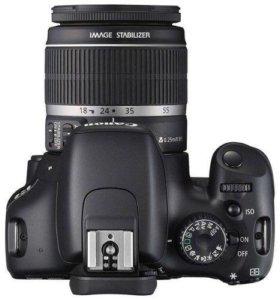 Цифровой зеркальный фотоаппарат Canon EOS 550D
