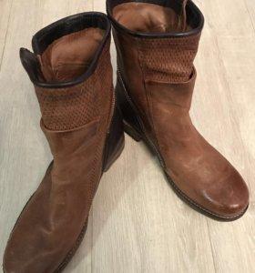 Полусапожки(ботинки) женские