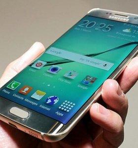 Samsung Galaxy S6 edge, 32 гб