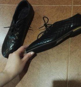 Туфли (слипы) 40