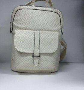 Новая сумка -рюкзак 🎒👑