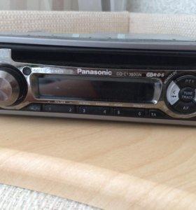 Магнитола Panasonic cq-c1300gn