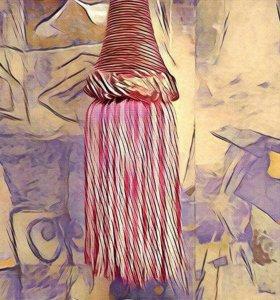 Декоративные кисточки и подхваты для штор