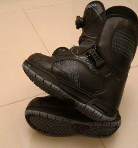 Сноуборд ботинки с креплением BOA
