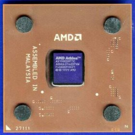 AMD Athlon XP 1900+ (1600 256KB 266MHz) Palom/68W