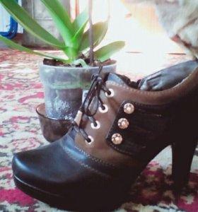 Туфли весна осень