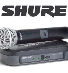 Беспроводная Радиостстема Shure PG4/PG58