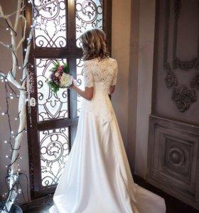 Свадебное платье 🔥