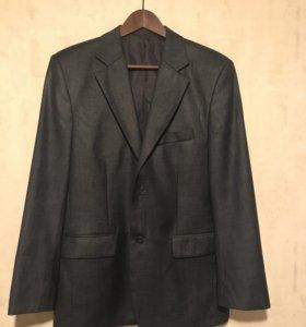 Костюм (пиджак+брюки) Классический 44-46