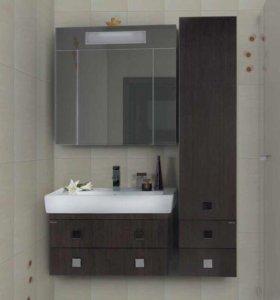 Мебель для ванной комнаты Квадро 80