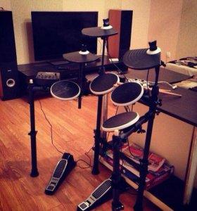 Барабанная установка Alesis dmlite kit