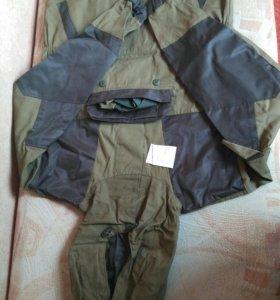 армейский костюм горка