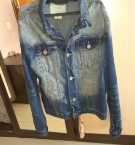 Куртка мужская джинсовая