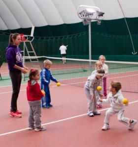 Набор теннисных групп