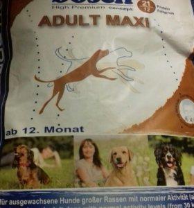 Корм для собак крупных пород
