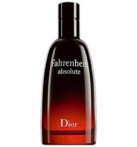 """Christian Dior """"Fahrenheit Absolute"""" 100 ml"""