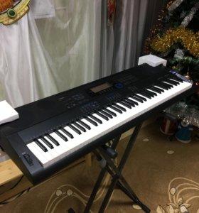 Синтезатор, casio WK-6500