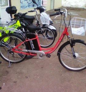 Велосипед Иж Байк 26 электрический
