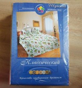 Постельное бельё 1.5 спальное