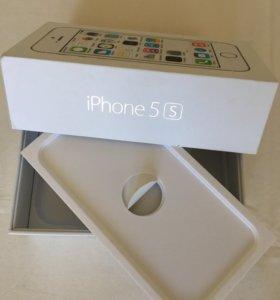 iPhone 5s Gold box