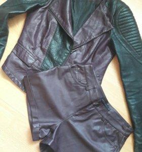 Курточка и шорты