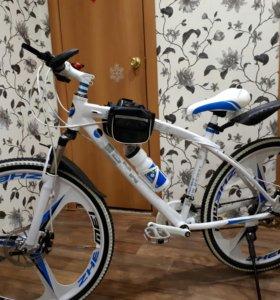 Велосипед BMW алюминиевый