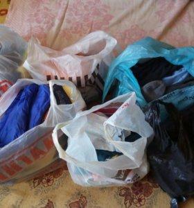 Вещи для дома пакетами 1-3года