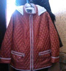 Продам куртку демисезон