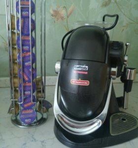 Капсульная кофемашина с капучинатором Di Maestri