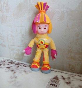 Фиксик Симка игрушка НОВАЯ, говорящая. Светится