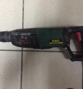 Перфоратор RWS пэ-800В