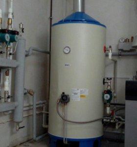 Отопление, водопровод - монтаж, ремонт