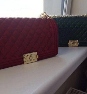 сумочки. Hermes!Chanel!Valentino!Dior!new2017